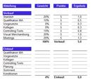 Unternehmensanalyse Excel Vorlage
