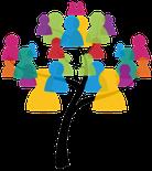 Le médecin généticien réalise un arbre généalogique retraçant la position dans la famille