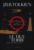 Le due torri. Il signore degli anelli. Vol. 2 di Tolkien John R. R.      Prezzo:  € 13,00     ISBN: 9788845270758     Editore: Bompiani [collana: I Grandi Tascabili]     Genere: Varia     Dettagli: p. 535