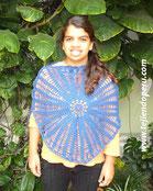 Tutorial: chaleco redondo tejido a crochet