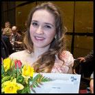 3. Preis, Hilde Zadek Gesangswettbewerb 2015: TAMARA IVANIS, SOPRAN (Foto: Fayer)