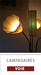 Les lampadaires vintage