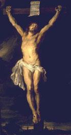 Rubens, Crucifixion, Cathédrale d'Anvers, copyright : KIK-IRPA, Bruxelles