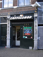 Coffeeshop Two Twenty Two Amsterdam