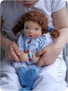эксклюзивные куклы ручной работы для девочек