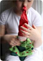 кукла для малыша из ткани и натуральных материалов на заказ
