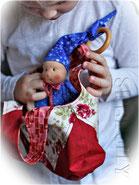 гномы для малышей из ткани