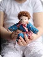 кукла для мальчика