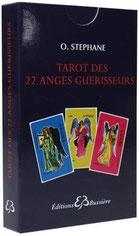 Tarot des 22 Anges Guérisseurs, Pierres de Lumière, tarots, lithothérpie, bien-être, ésotérisme