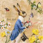 Servilletas para decoupage de temática Pascua