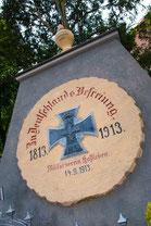 25.05.2013 Gedenktag zu ehren Helfer der Renovierung in Werningshausen und Haßleben