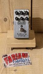 MXR M116 Fullbore Metal, E- Gitarreneffekte Verzerrer, 75365 Calw