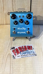 Strymon - Blue Sky / Reverb, Strymon Effekte, Musikhaus Fabiani Guitars in 75365 Calw