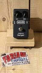 MXR Flanger, Gitarreneffekte 75365 Calw, Musik Fabiani Guitars