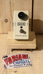 MXR Micro Amp M 133, Guitar Effects, 75365 Calw