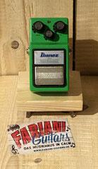 Ibanez TS9 Tubescreamer Distortion Fußpedal, Gitarren und Basseffekte testen, 75365 Calw Musikhaus Fabiani Guitars