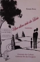 Gedichte - veröffentlicht 2005 - 86 Seiten - 7,40 € - ISBN 3865482287