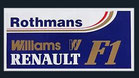Rothmans Williams Renault