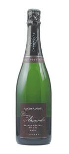 Champagne Yann Alexandre : Grande Réserve Brut 1er cru