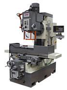 Universal-Bettfräsmaschine Modell UBF 140 V inkl. 3-Achs-Positionsanzeige 'SINO' Betriebsbereit: inkl. Ölfüllung, entkonserviert (entfettet), komplett montiert und Probelauf durchgeführt ELMAG 82136