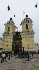 Basilique San Francisco, Lima, Pérou
