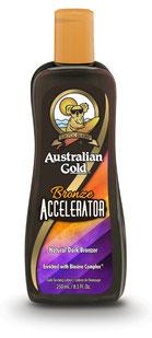 Bronze Accelerator Iconic Australian Gold Zonnebank creme bronzer zoncosmetica DHA cosmetisch natuurlijk