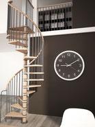 Escalier en spirale
