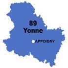 Auxerre;AUXERRE;Appoigny