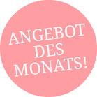 """Störer """"Angebot des Monats"""" vom Kosmetikzimmer Hamburg"""
