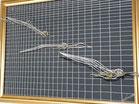 tableau moderne animé créé par l'automatier cinéticien dan l'atelier atypique de apremont en savoie France