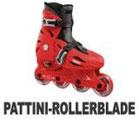 Pattini e Rollerblade