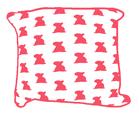 Kissen Muster dekorativ verspielt - Design von Judith Ganter - bei Redbubble - Globaler Online-Marktplatz für Print-on-Demand-Produkte