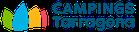 logotipo de campings tarragona