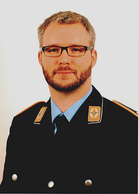 Hauptmann Schweer, Schriftführer