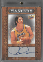 PAT RILEY / Mastery - No. 122  (#d 6/25)