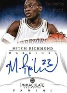 MITCH RICHMOND / Inscriptions - No. IN-MR  (#d 83/99)