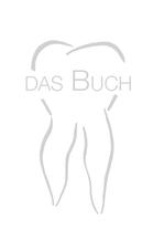 """Logo vom Buch """"Mit den eigenen Zähnen ins Gras beißen"""" von Beatrice Achard: ein selbstgemalter Backenzahn"""