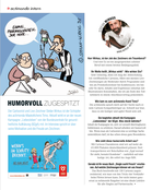 Interview mit Stefan Wirkus für die actimonda über Cartoons und sein neues Buch