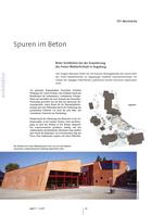 Opus C Spuren im Beton