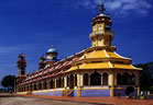 Tay Ninh, Der Cao - Dai - Tempel