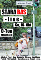 Flyer zur Club-Tour 2011