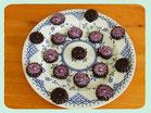 chocolat noir, pâques, chocolat fourré ganache pralinoise, chic choc cake boutique en ligne cake design et pâtisserie pas cher