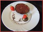 recette dessert de pâques a l'assiette à la fraise, boutique en ligne cake design et patisserie pas cher