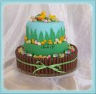 recette piece montee paques, chic choc cake boutique en ligne pas cher