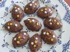 bouchées chocolatées, pâques, chic choc cake boutique en ligne cake design et pâtisserie