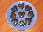 chocolat fourré caramel fondant, chic choc cake, boutique en ligne cake design, pâques