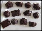 recette chocolat noir fourré crème de menthe pour pâques, chic choc cake boutique en ligne cake design et pâtisserie