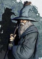 Gandalf der Graue von Nidoart