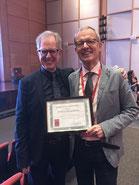 Michael Schratz awarded ICSEI Life Membership
