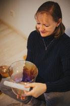 Kristallklangschalen und Geistheilung, Kirsten Schäfer, Jesus Lopez, Kristallklangschalenkonzert